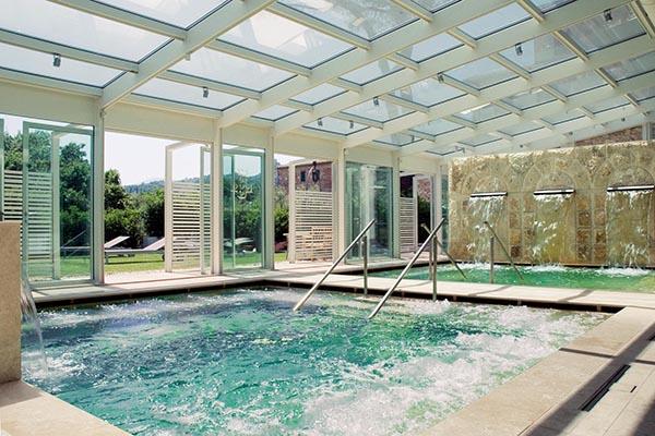 Terme Bagno Vignoni piscine