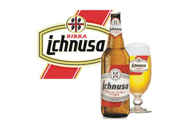 Ichnusa logo