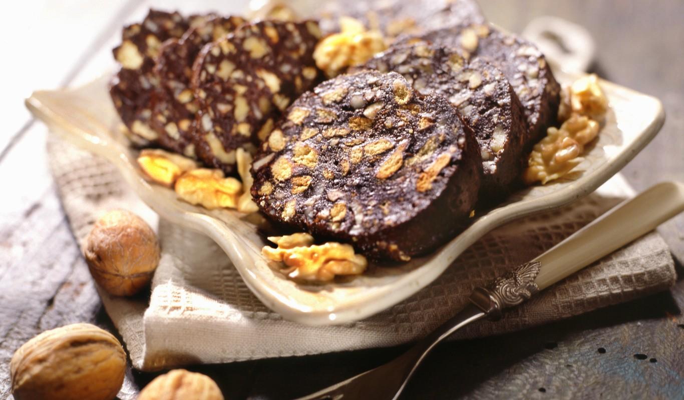 Chocolate salami - Convivium