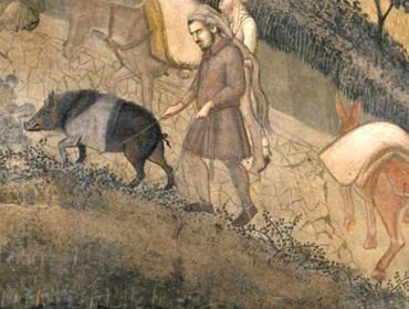 Ambrogio_Lorenzetti-La-città-del_buon_governo-cinta-senese