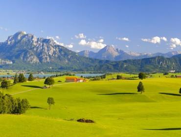 paesaggio-Baviera