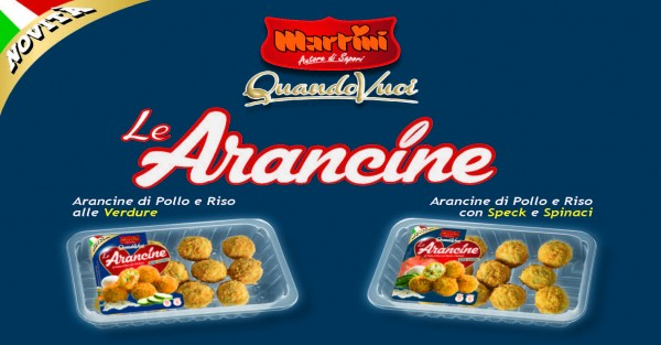 Martini_ Le Arancine